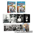 Roman Holiday (1953) (Blu-ray) (Remastered) (First Press Slip Case Limited Edition) (Korea Version)