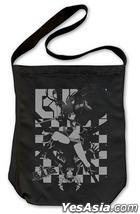 Black Rock Shooter : BRS & DM Shoulder Tote Bag
