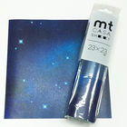 mt Masking Tape : mt CASA Sheet 230mm Night Sky (3 Sheets)