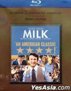 Milk (2008) (Blu-ray) (US Version)