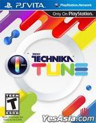 DJMAX TECHNIKA TUNE (美國版)