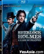 Sherlock Holmes: A Game of Shadows (2011) (Blu-ray) (Hong Kong Version)