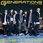 Sing it Loud (Japan Version)