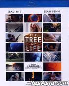 The Tree Of Life (2011) (Blu-ray) (Taiwan Version)