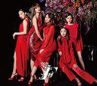 F (ALBUM+BLU-RAY) (First Press Limited Edition) (Japan Version)