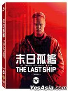 The Last Ship (DVD) (Ep. 1-10) (The Complete Fourth Season) (Taiwan Version)