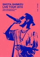 SHOTA SHIMIZU LIVE TOUR 2019 [BLU-RAY] (Japan Version)