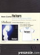 Here Come The Tears (Deluxe Limited Edition Boxset) (CD+Tour T-Shirt)