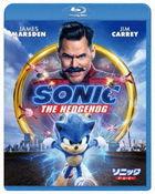 Sonic The Hedgehog (Blu-ray) (Japan Version)