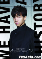 Lee Seung Gi Special Album - The History of Lee Seung Gi (4GB USB + Diary + Photobook)