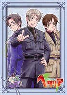 Hetalia Axis Powers (DVD) (Vol.8) (Normal Edition) (Japan Version)
