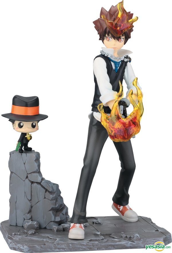 Yesasia Recommended Items Sr Dx Katekyo Hitman Reborn Tsuna Reborn Katekyo Hitman Reborn Yujin Toys Free Shipping