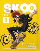 SK8 the Infinity Vol.1 (Blu-ray)(Japan version)