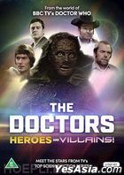 The Doctors - Heroes And Villains! (DVD) (BBC TV Series) (US Version)