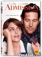 Admission (DVD) (Korea Version)