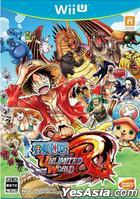 One Piece Unlimited World Red (Wii U) (Japan Version)