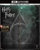 Harry Potter and the Deathly Hallows Part 2 (4K Ultra HD + Blu-ray) (Japan Version)