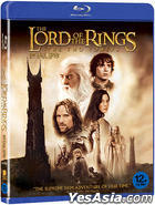 The Lord Of The Rings : The Two Towers (Blu-ray) (Korea Version)