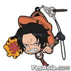 One Piece : Ace Tsumamare Strap (Fighting ver.)