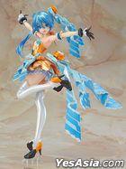 Hatsune Miku -Project Diva- 2nd : Hatsune Miku Orange Blossom Ver. 1:7 Pre-painted PVC Figure