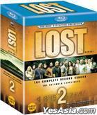 Lost - The Complete 2nd Season (Blu-ray) (7-Disc) (Box Set) (Korea Version)