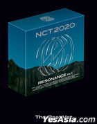 NCT 2020 - The 2nd Album RESONANCE Pt.1 (The Past Version) (KiT Version) + Poster in Tube (KiT Version)