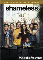 Shameless (DVD) (The Complete Fifth Season) (US Version)