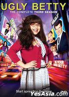 Ugly Betty (DVD) (The Complete Third Season) (Hong Kong Version)