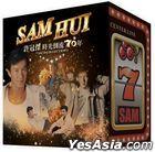 Sam Hui SACD Box Collection 3 (7 SACD + Poster)