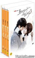 I Need Romance 3 (DVD) (6-Disc) (tvN TV Drama) (Korea Version)