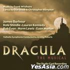 The Musical Dracula OST : The Studio Cast Recording (English) (Korea Version)