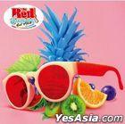 Red Velvet Summer Mini Album - The Red Summer (CD + DVD) (Taiwan Version)