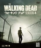 Walking Dead Compact DVD-BOX Season 4 (Japan Version)