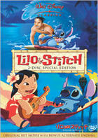 Lilo & Stitch (DVD) (Special Edition) (Japan Version)