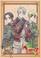 Hetalia Axis Powers (DVD) (Vol.7) (Normal Edition) (Japan Version)