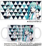 Hatsune Miku V4X Full Color Mug Cup