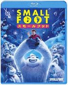 Smallfoot (Blu-ray & DVD) (Japan Version)