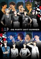 S.Q.P -SQ PARTY 2017 SUMMER- [BLU-RAY] (Japan Version)