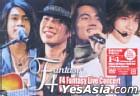 F4 Fantasy Live Concert World Tour At Hong Kong Coliseum   (Japan Version)