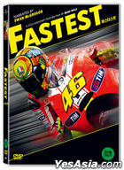 Fastest (DVD) (Korea Version)