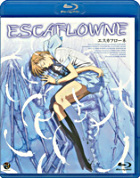 Escaflowne - Theatrical Feature (Blu-ray) (Japan Version)