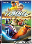 Turbo (2013) (DVD) (Hong Kong Version)