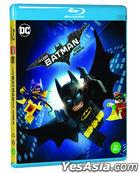 The LEGO Batman Movie (Blu-ray) (Korea Version)