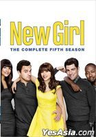 New Girl (DVD) (Ep. 1-22) (The Complete Fifth Season) (US Version)