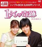 Something About 1% (DVD) (Box 2) (4-Disc) (Japan Version)
