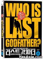 The Last Godfather (DVD) (First Press Edition) (Korea Version)