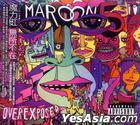 Overexposed (Deluxe Edition) (Taiwan Version)