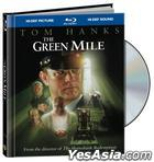 The Green Mile (1999) (Blu-ray) (Digibook) (First Press Limited Edition) (Korea Version)