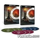 Lord Of The Rings Trilogy (4K Ultra HD Blu-ray) (9-Disc Edition) (Hong Kong Version)