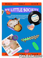 fromis_9 Mini Album Vol. 3 - My Little Society (My society Version)